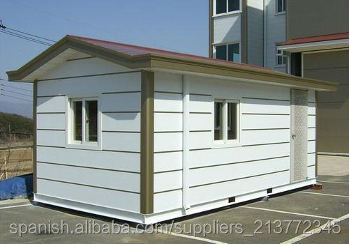 Casas de aluminio prefabricadas materiales de construcci n para la reparaci n - Casas de panel sandwich de segunda mano ...
