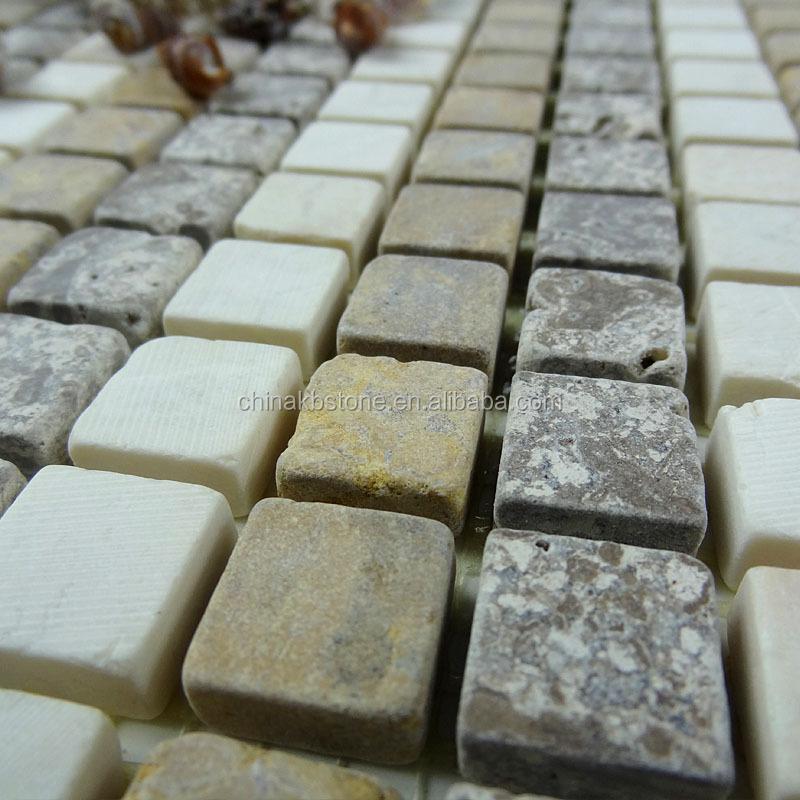 Badkamertegels mozaiek kleine tegeltjes oftewel moza ek een populaire trend - Mozaiek ontwerp ...