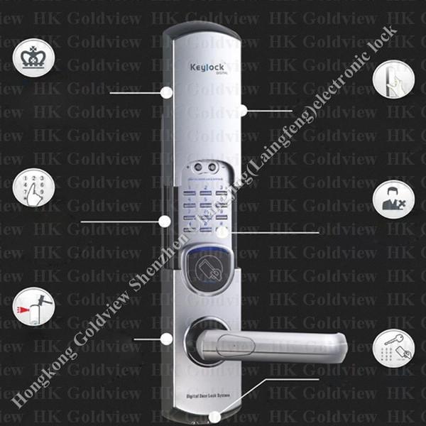 defiant electronic door lock manual