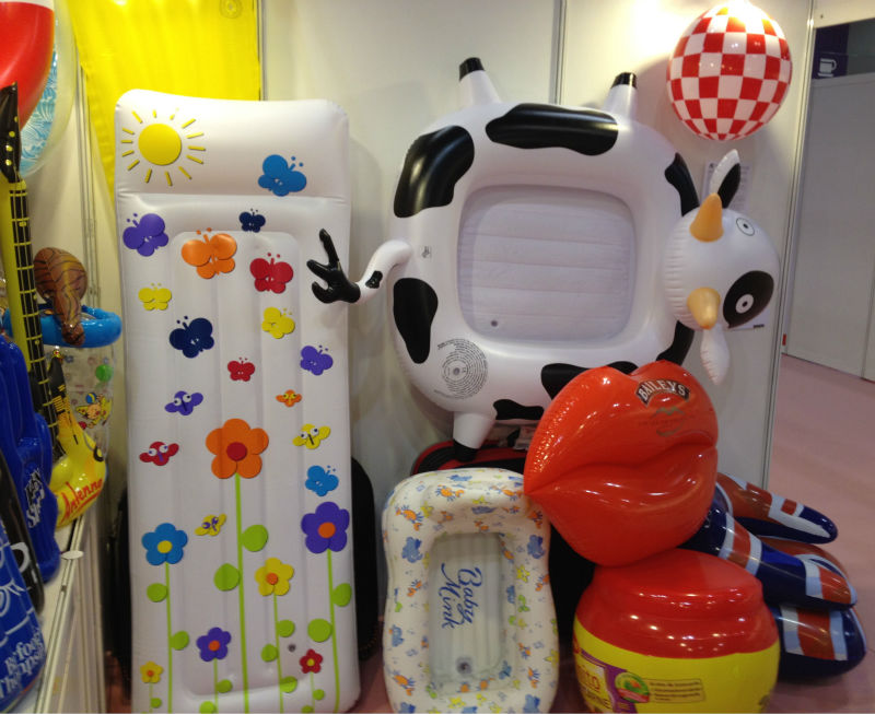 Inflatable Baby Bathtub
