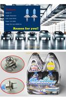 2 X H7 XENON HALOGEN BULB 12V 100W Car Headlights Headlamp Lamp Super White 2718