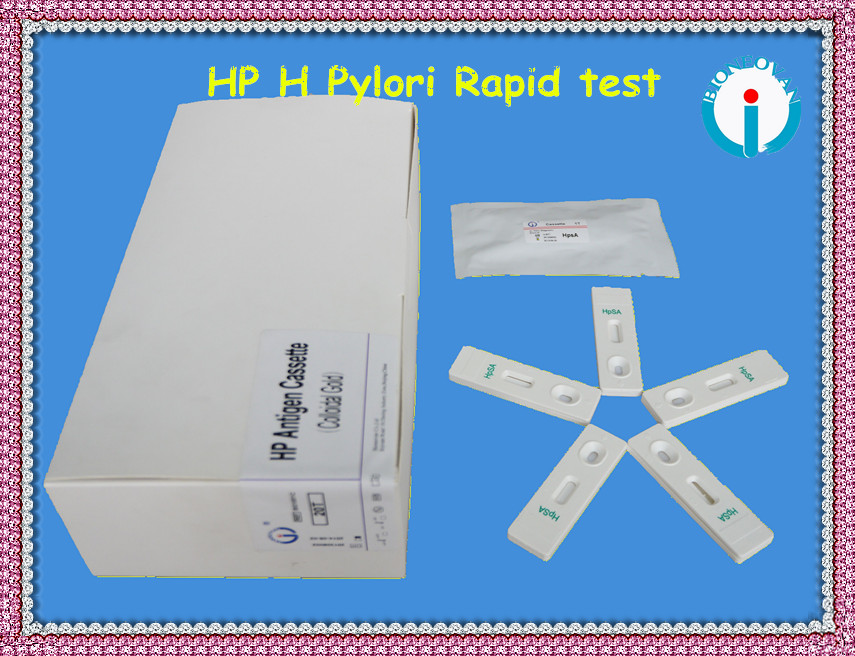 Bioneovan H Pylori Rapid Test Kits For Stool Antigen Test