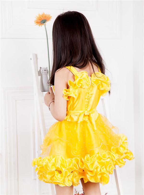 5Девушка в жёлтом платье порно