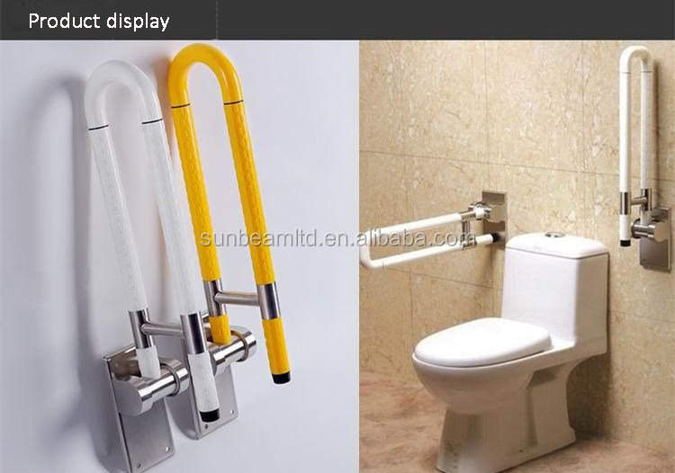 folding handicap toilet grab bars buy grab bars handicap toilet grab