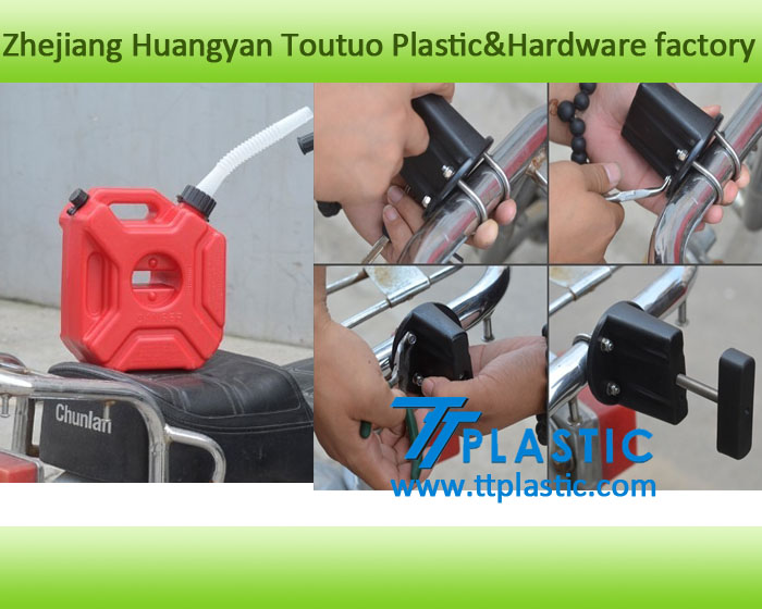 New Design 2014 5l Plastic Jerry Can Gasoline Oil Diesel