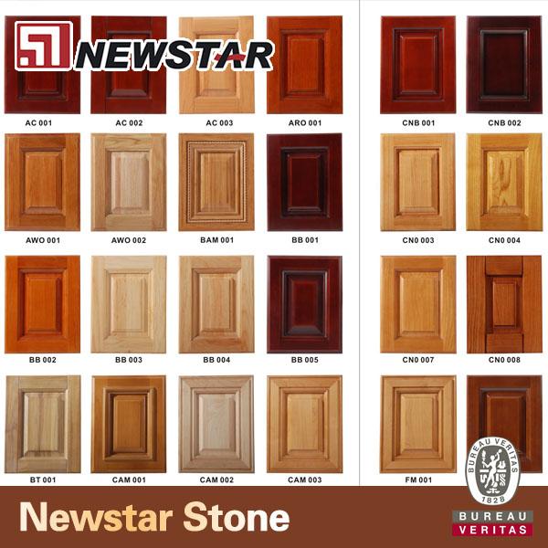Puertas de madera para cocina muebles de cocina con for Modelos de puertas de cocinas modernas