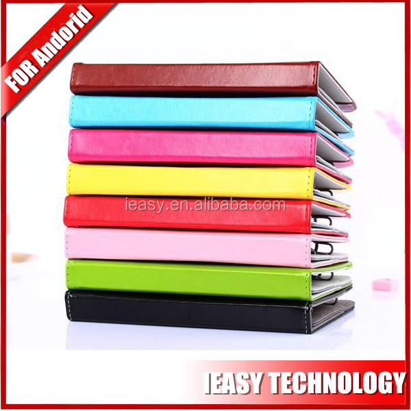 Universal 10 inch flip stand leather tablet case for hp envy x2 cover