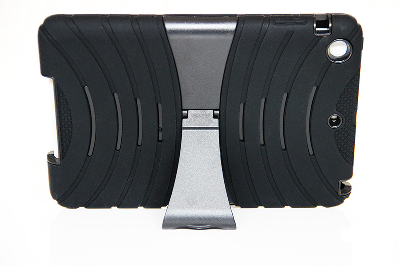 Robot stand case for iPad mini