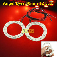 Неоновые кольца Angel Eyes Thies Yu 40 12 SMD DC12V 10