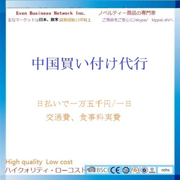 中国マーケット事業興しアドバイザー