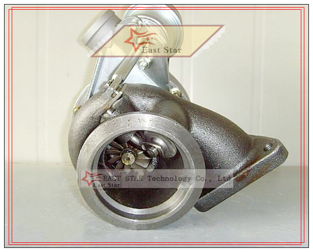 GT2052S 721843 721843-0001 721843-5001S Oil Cooled Turbo Turbine Turbocharger For Ford RANGER 2.8L 2001- Engine HS2.8 130HP (2)