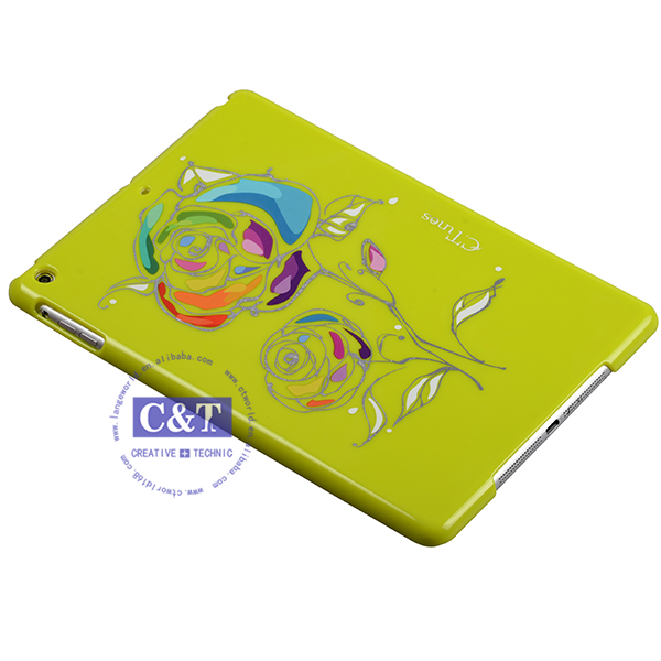 Best protective deluxe 3d fancy case for ipad 3