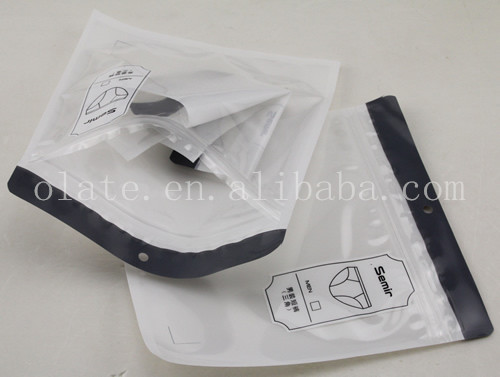 plastic bag for t-shirts