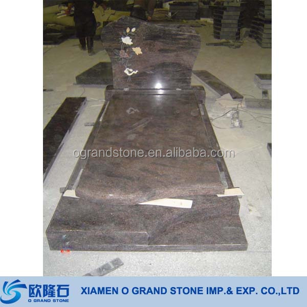 Granite Grave Slabs : Grave monument slab angels monuments and headstones china