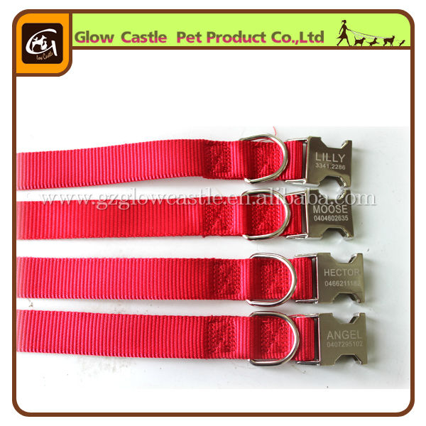 2014 NEW Metal Engraved Personalized Dog Collar (8).jpg
