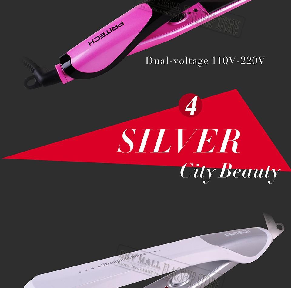 Утюжок для выпрямления волос PRITECH TA-808