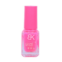 Лак для ногтей 1bottle Pink Color Pure Pretty Fluorescent Neon Nail Art Gel Gel Tool Charms Beauty Women HZM13