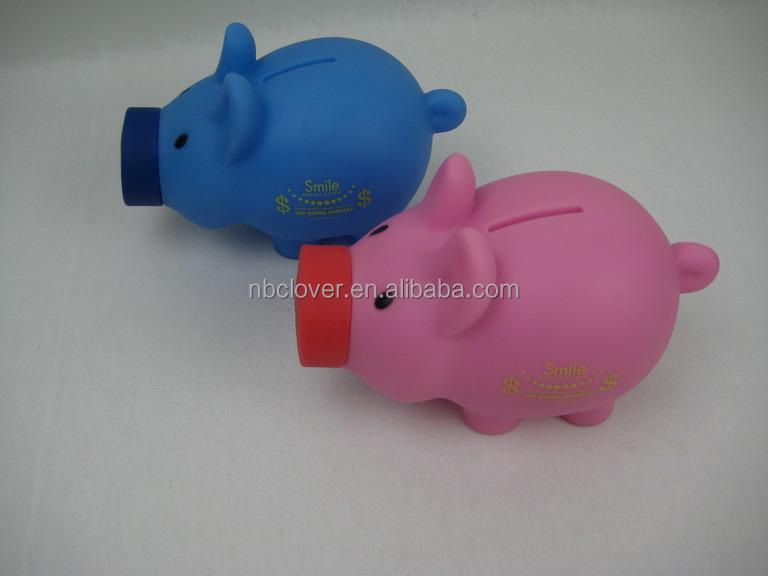 piggy shape cheap piggy bank plastic piggy bank piggy