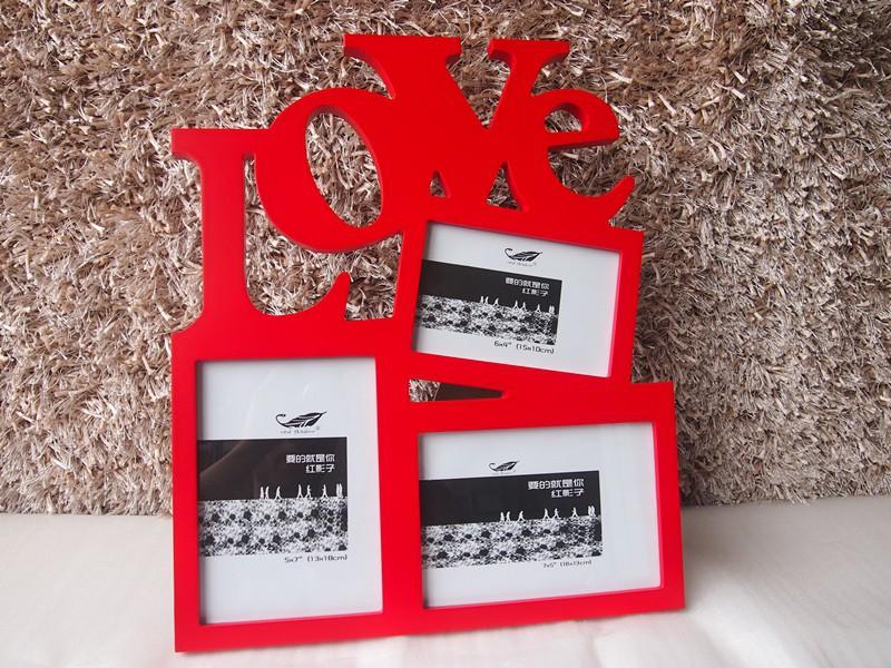 Compre Carta De Escritorio Amor Marco De Fotos En Vivo Marco De ...