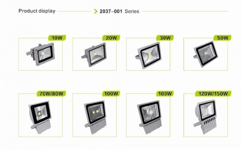 230v led flood light 200w with more style options