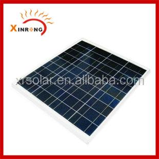 45w Polycrystalline Silicon Solar Panel