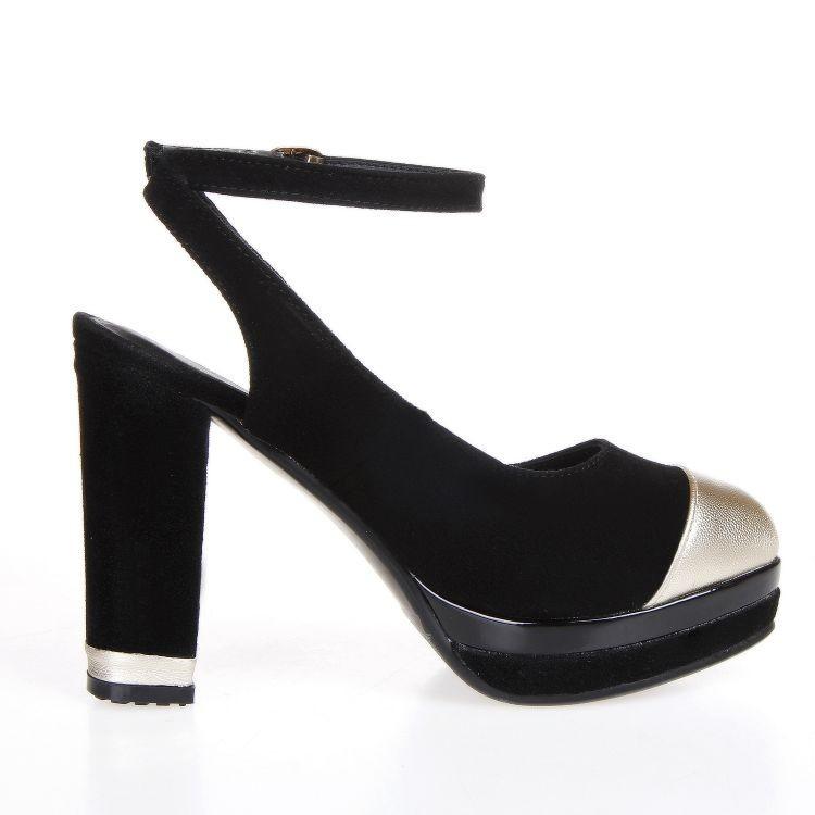 Туфли на высоком каблуке 4/10 , fathion  TL_14