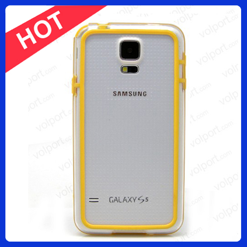 2014 New products bumper case for Samsung Galaxy S5