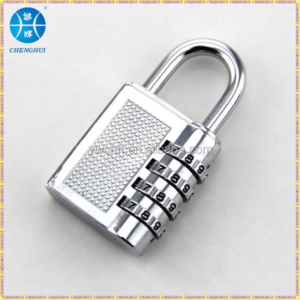 Luggage combination digital lock