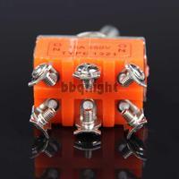Кулисный переключатель 10 DPDT 2 /ac 250V 15A 60781