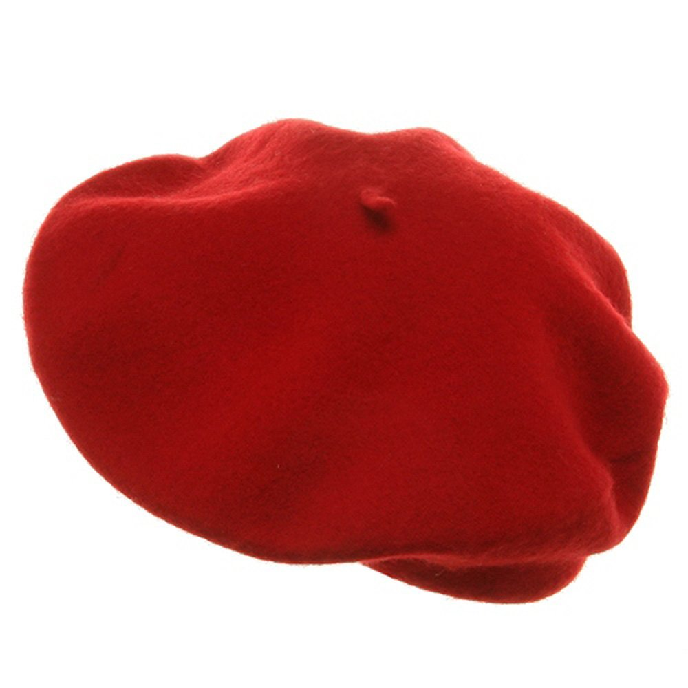 Wholesale-Free Shipping !!!Wool Classic Style French Artist Beret Hat For  Lady Women f47a465223d