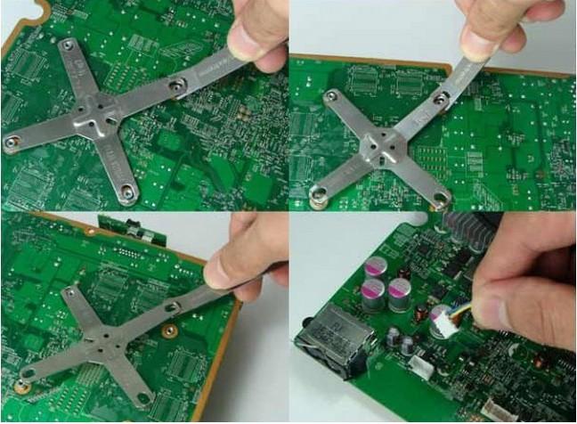 TX xecuter x-образный зажим утилиту для xbox360 consale