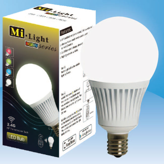 2014 Mi.light New E14 Rgb Color Changing Led Bulb Led Lamp ...