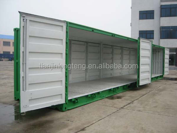 20ft 40ft Shipping Container Side Door For Sale View