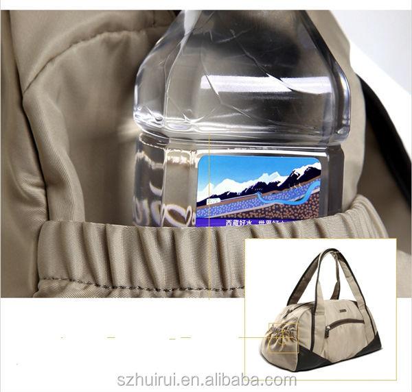 best hot sale shoulder portable sport ladies travel bags