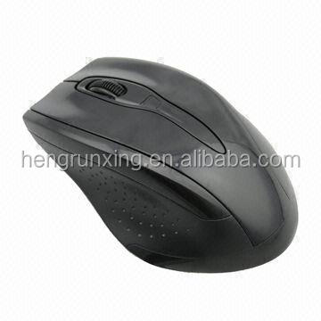 New Arrival Thinest 2.4Ghz Wireless Mouse With High Resolution sublimation mouse