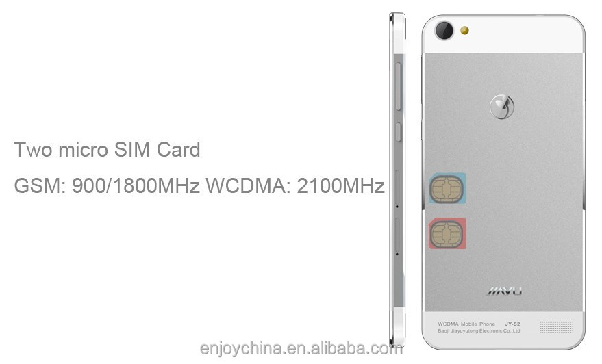 Special Design Android Octa-Core Ultra-Thin 6mm 1.7Ghz Touch Screen MTK Smart Phone
