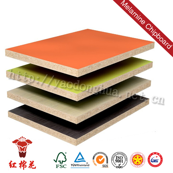 Chinese melamine chipboard manufacturer direct sales with