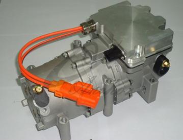 Klimakompressor elektrisch