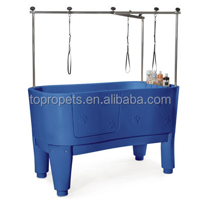 plastic pet tub,pet grooming tub