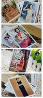 Поздравительная открытка Cheongsam 32pcs