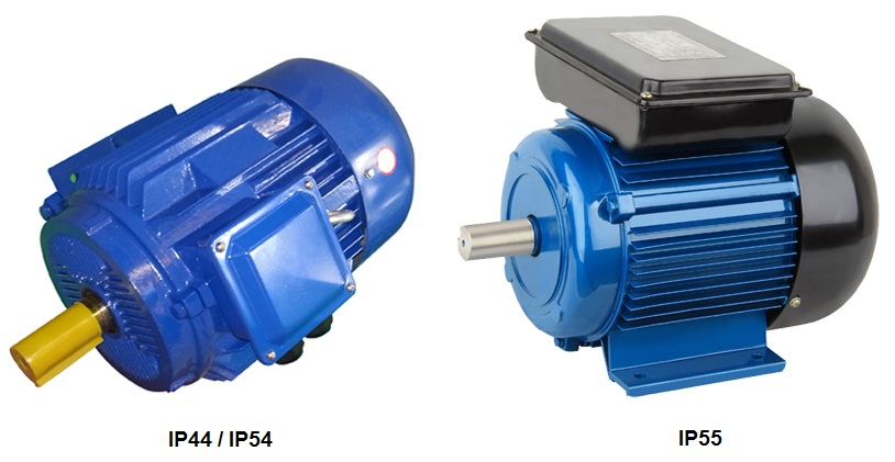 Ac 220v Single Phase Induction Us Motors 208 230 240 V