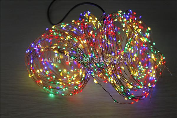 Micro mini led christmas lights waterproof mini led for Little led lights for crafts