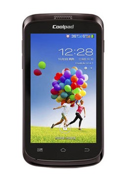 "whole price with 4.0"" coolpad 5019 single core 1.0GHz MSM7625A 3G wifi android phone"