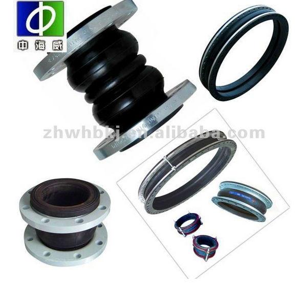 Dn single sphere flexible ball joint connector
