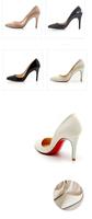 Туфли на высоком каблуке SE  NEW-3