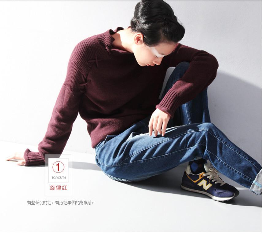 Женский пуловер TO YOUTH  349103090