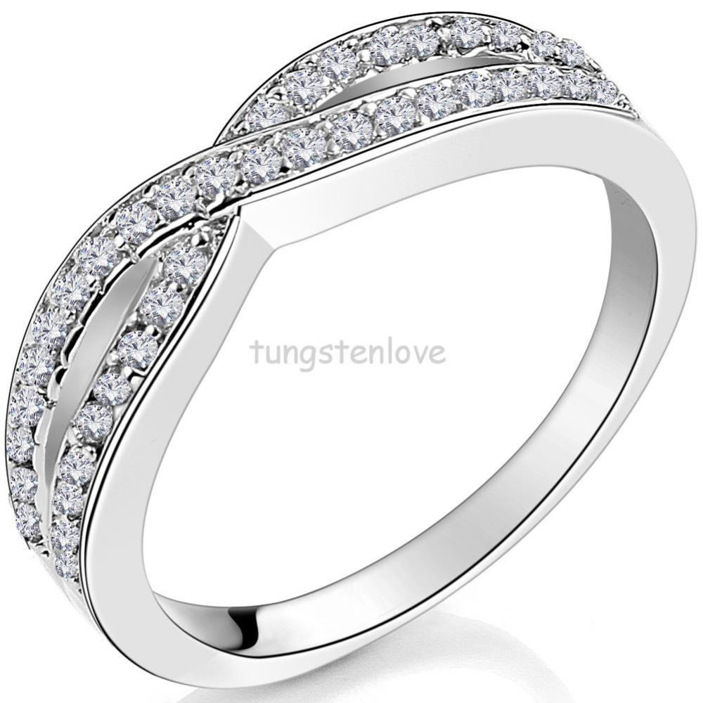 25th wedding anniversary rings wedding anniversary rings Silver Wedding Anniversary JewelryWedding Jewelry