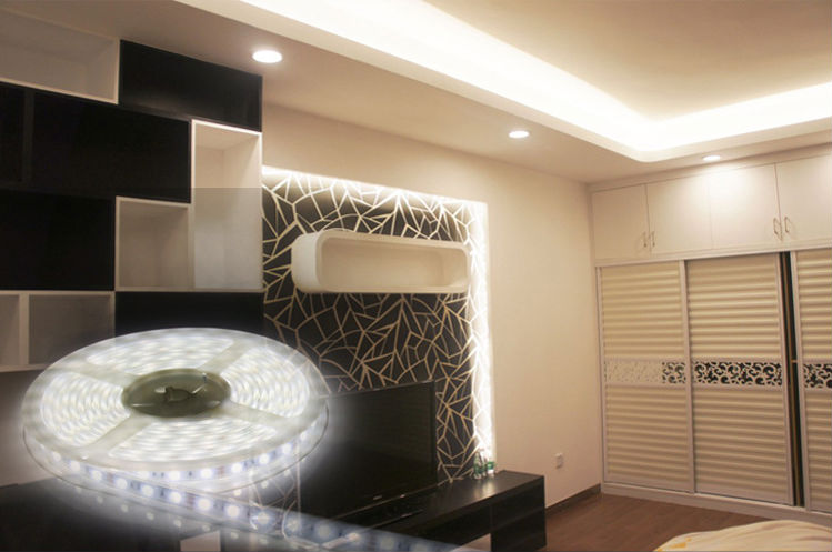 smd led strip light ws2812b 144 led pixel strip