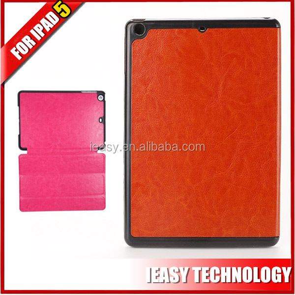 case cover for ipad 5 flip fold smart case wholesale