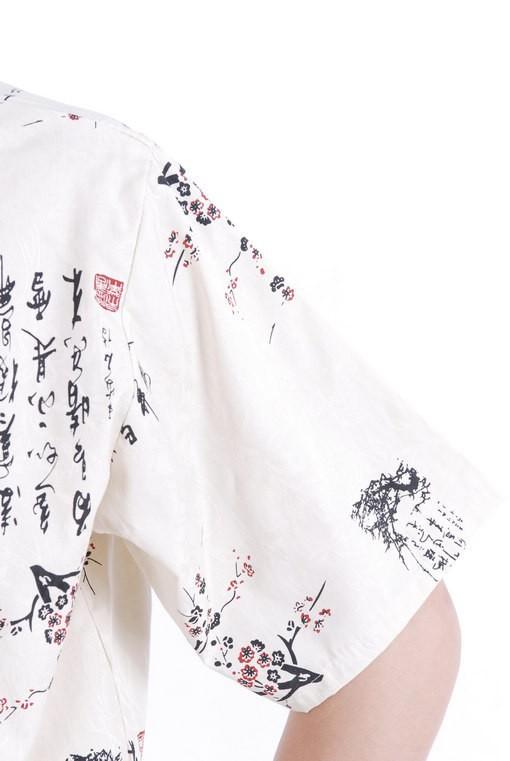 Китайская традиционная кофта 2015 100% M0021